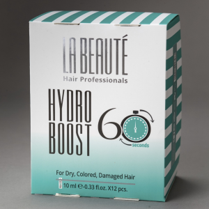 Hydro Boost 60 secondes